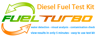 Diesel Fuel Test Kit