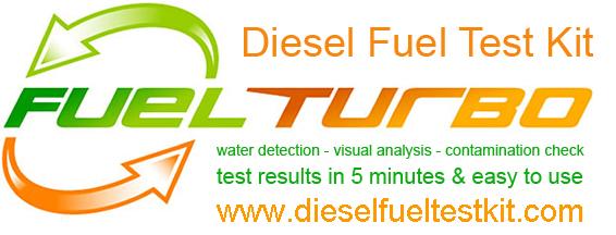 Diesel Fuel Test Kit
